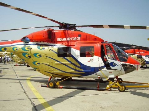 Dhruv Advanced Light Helicopter (ALH)